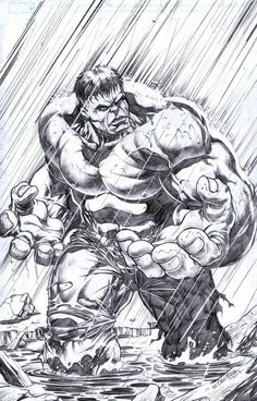 Hulk by emilcabaltierra.deviantart.com on @deviantART