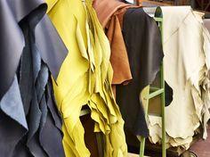 B leather & fabrics