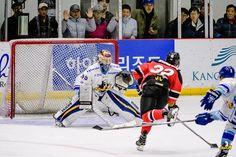 황현호 Hwang, Hyun Ho  ::: Anyang Halla Ice Hockey Club ::: 161127