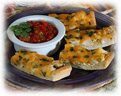 Fiesta Chicken appetizers