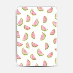 Watermelon Print iPad Case by Wonder Forest ♥♥ Buy on Casetify for $39.95, and get $10 off with coupon code X469YF