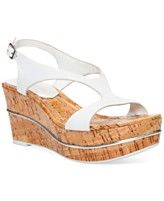 Donald J Pliner Delon Platform Wedge Sandals