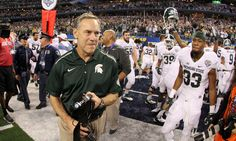 "ESPN Adding Fuel to Mark Dantonio's Fire - Today's U Michigan State coach Mark Dantonio was part of a ""Car Wash"" on ESPN recently, though many viewers still felt quite grimy after watching the sports network giant's numerous interviews with the coach on different programs....."