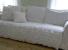 ruffle couch - Google Search