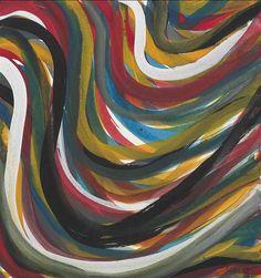 [ L ] Sol Lewitt - Wavy Lines (1995) | Flickr - Photo Sharing!