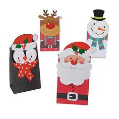 Christmas+3D+Treat+Bags+-+OrientalTrading.com