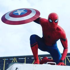 Interested to know people's thoughts on the new Spiderman? #gaygeeks #spiderman #captainamericacivilwar by gaygeeks