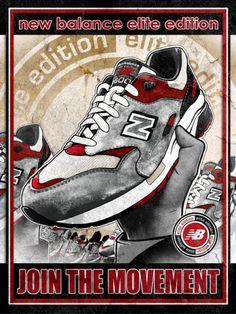 New Balance Made in USA propaganda pack launching Aug…..SPREAD THE PROPOGANDA…..
