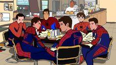 Marvel Comics, Marvel Jokes, Marvel Funny, Marvel Art, Marvel Avengers, Disney Marvel, Ms Marvel, Captain Marvel, New Spiderman Movie