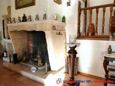 http://www.partenaire-europeen.fr/Annonces-Immobilieres/France/Provence-Alpes-Cote-d-Azur/Var/Vente-Maison-Villa-F6-SOLLIES-PONT-1019286 #cheminee