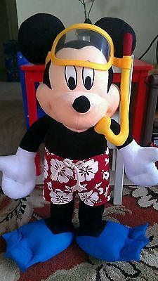 Disney Swimsuit Mickey Mouse Porch Greeter | eBay