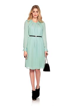 The mint green hue on this Calagora shirt dress by @By Malene Birger, is ideal for a relaxing day at the races. Hire now at @Wish Want Wear for only £40.00 here: http://www.wishwantwear.com/dress-hire/by-malene-birger/974-calagora-shirt-dress.html