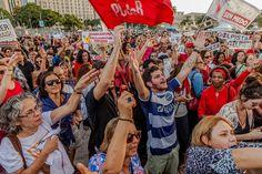 Manifestações devem fazer o Rio ferver durante abertura das Olimpíadas