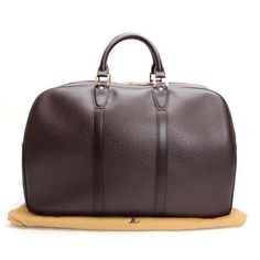Louis Vuitton Kendall PM Taiga Luggage Leather M30126