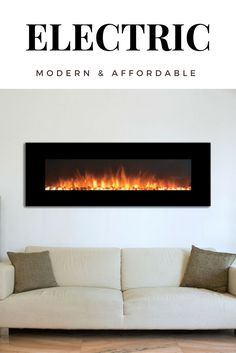 192 best modern electric fireplaces images in 2019 contemporary rh pinterest com