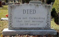 Died - be warned guys