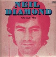 Neil Diamond ‎- Greatest Hits GER 1970 Lp vg++