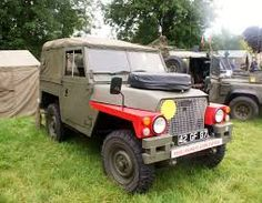 land rover series one 1 bomb disposal - Google Search