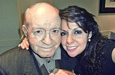 The legendary soccer player who played with Real Madrid Alfredo di Stefano passed away at the age of 88. He is survived by his wife Gina Gonzalez di Stefano. #realmadridwags #alfredodistefano #ginagonzalez #sarafreites @fabwags