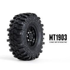 "MT1903 1.9"" OFF-ROAD TIRES (2) Truck Rims, Truck Tyres, Jeep Truck, Jeep Wheels And Tires, 4x4 Tires, Car Wheels, Cooper Tires, Tires Online, Off Road Tires"