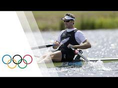 Mahe Drysdale Wins Men's Rowing Single Sculls Gold - London 2012 Olympics - YouTube