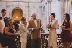 A San Francisco City Hall Wedding 8 Years in the Making A Practical Wedding: Blog Ideas for the Modern Wedding, Plus Marriage