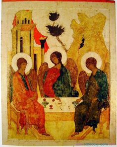 Russian Icon of St. Cyril Belozersky Museum / http://www.orthodoxy-icons.com/russianorthodoxicons/414-russian-icon-of-st-cyril-belozersky-museum-part-vi.html