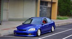 Easy upgrading and cheap. 1999 Honda Civic, Honda Civic Coupe, Slammed Cars, Suv Cars, Soichiro Honda, Honda Vtec, Civic Eg, Jdm, Honda Motors