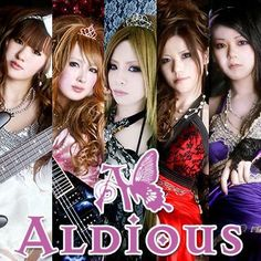 Voila les belles femmes d'Aldious! :D
