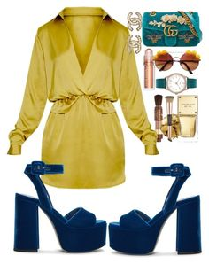SZA - The Weekend by annabidel on Polyvore featuring polyvore fashion style Miu Miu Gucci Henry London Chanel Lancôme Pat McGrath Charlotte Tilbury Michael Kors clothing
