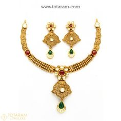Gorgeous necklaces which truly are special. Gold Jewelry For Sale, Gold Jewelry Simple, Indian Gold Jewellery Design, Jewelry Design, Italian Gold Jewelry, Antique Necklace, Antique Jewellery, Bridesmaid Jewelry, Wedding Jewelry
