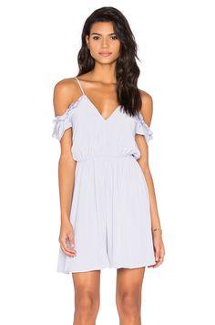 Assali Tara Mini Dress in Lavender