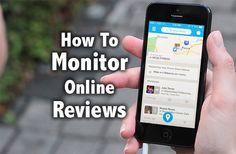 How To Monitor Online Reviews - VPDM Digital Marketing   #blog #reviews #marketing #business