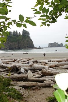 La Push, Second Beach, I love this beach...would love to go back