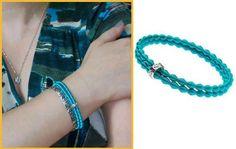 Elisabeth: bracelet Tonalle Blue