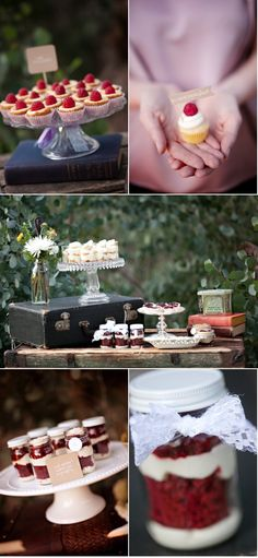 Photography By / http://brittrenephoto.com, Event Design   Desserts By / http://thesundaysweet.com