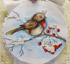 stampendous snow bird - Google Search