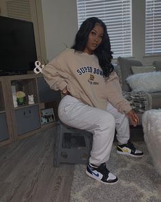 Chill Outfits Style Best Picture For tomboy fashion flannels For Yo Cute Swag Outfits, Cute Comfy Outfits, Chill Outfits, Retro Outfits, Trendy Outfits, Tomboy Winter Outfits, Baddie Outfits Casual, Sporty Chic Outfits, Fall Fashion Outfits
