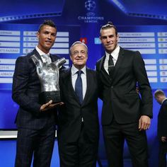 UEFA Player Of  The Year#CR7🔝