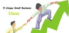 7-Small Business ideas