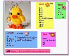 I& knitting a key chain lately. Minin, I like it and it& fast . Easy Crochet Patterns, Crochet Patterns Amigurumi, Amigurumi Doll, Crochet Dolls, Bead Crochet Rope, Crochet Fox, Free Crochet, Crochet Key Cover, Hello Kitty Keychain