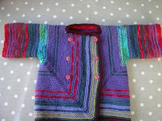 EZ's Baby Surprise Jacket.  I'm gonna make one of these someday!!