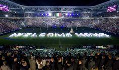 Welcome Home Juventus Arena Stadium