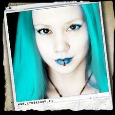 Superstar Huulipuna -Sininen - 6e