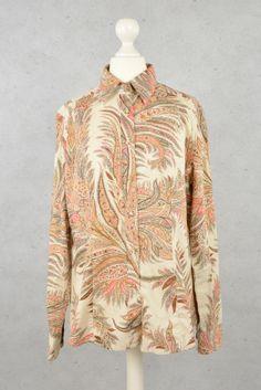 Bluse von Etro online kaufen - Grösse 42 - Marke ETRO   Vintage-Fashion Online Shop fürs Verkaufen und Kaufen