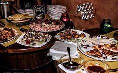Aperitivo Ostiense, Angeli Rock