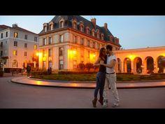 Kaem & Marine - Paris Street Kizomba Impro HD - YouTube