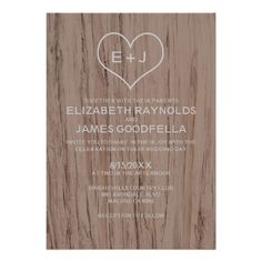 This DealsElegant Wood Grain Wedding Invitations InvitationsThis site is will advise you where to buy