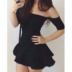 Love black ❤❤