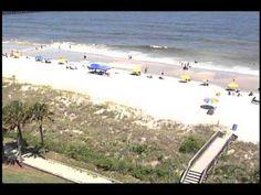 Tour through Springmaid Beach Resort in Myrtle Beach, South Carolina